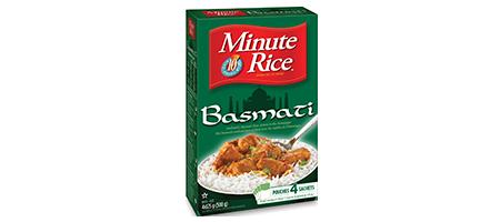Riz basmati Minute Rice®