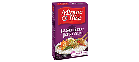 Riz au jasmin Minute Rice®