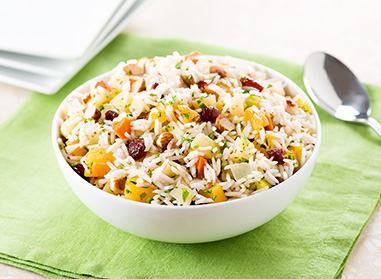 Fruit and Nut Basmati Rice Stuffing