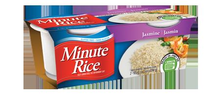 Jasmine Rice Cups